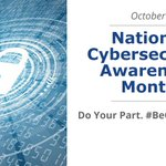GSA's Highly Adaptive Cybersecurity Services Special Item Number provides quicker access to cybersecurity support services to test systems, addresses issues that make your agency vulnerable, and stops attacks.  Learn more at https://t.co/uBzGl365sm.  #CybersecurityAwarenessMonth