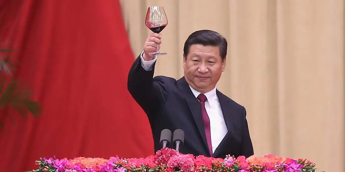 Congratulation to President Xi Jinping on 🇨🇳 China's election to the U.N. Human Rights Council.  Credentials: Herded 1 million Uighurs into camps; jails human rights activists; crushed Tibet; disappeared those who sounded the alarm on coronavirus; suffocated freedom in Hong Kong. https://t.co/i88Jahg56Z