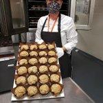 Image for the Tweet beginning: Seasonal muffins made w/ liquid