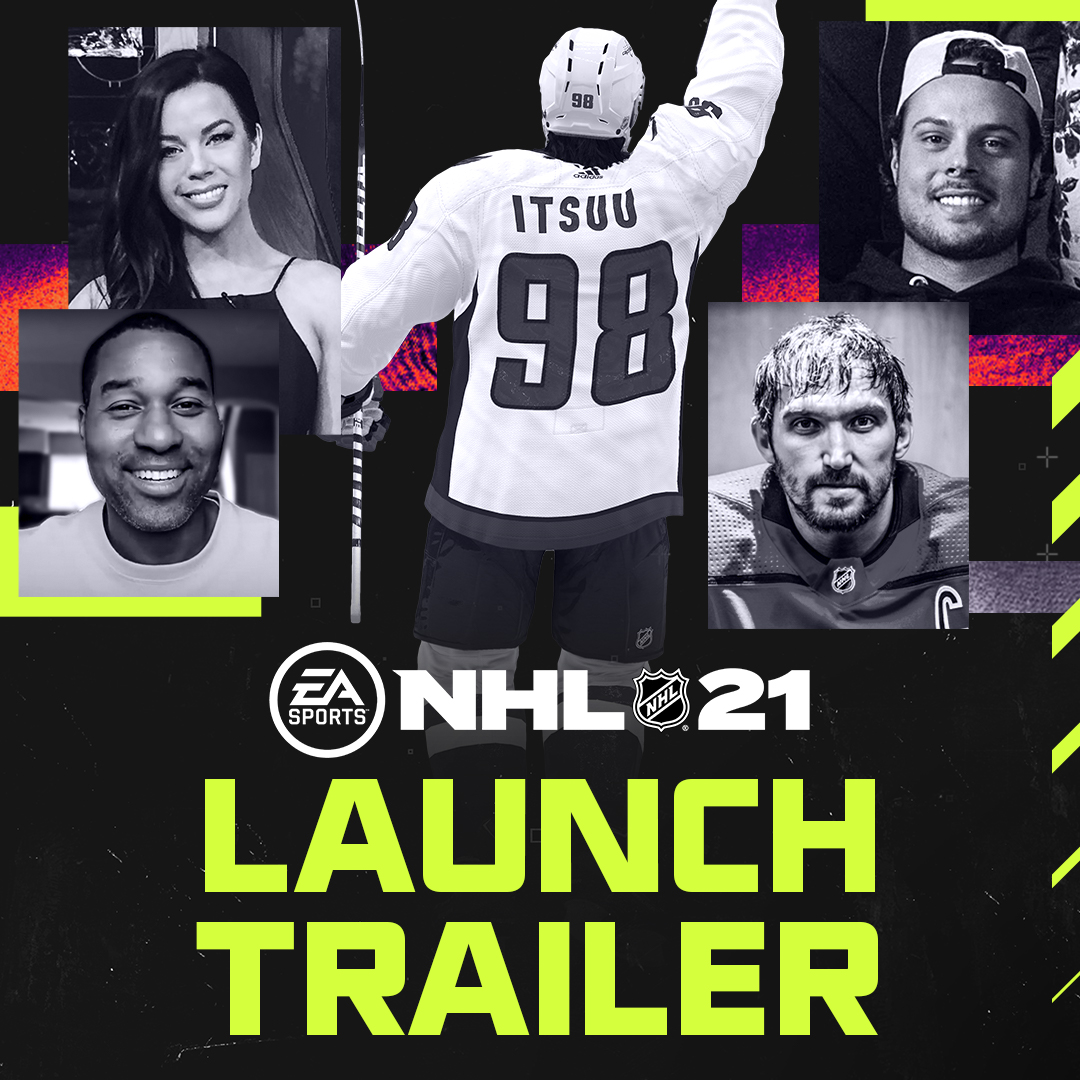 Recognize Greatness in #NHL21 🏒🎮 Available now worldwide 🔥 Play now 👉 x.ea.com/65892