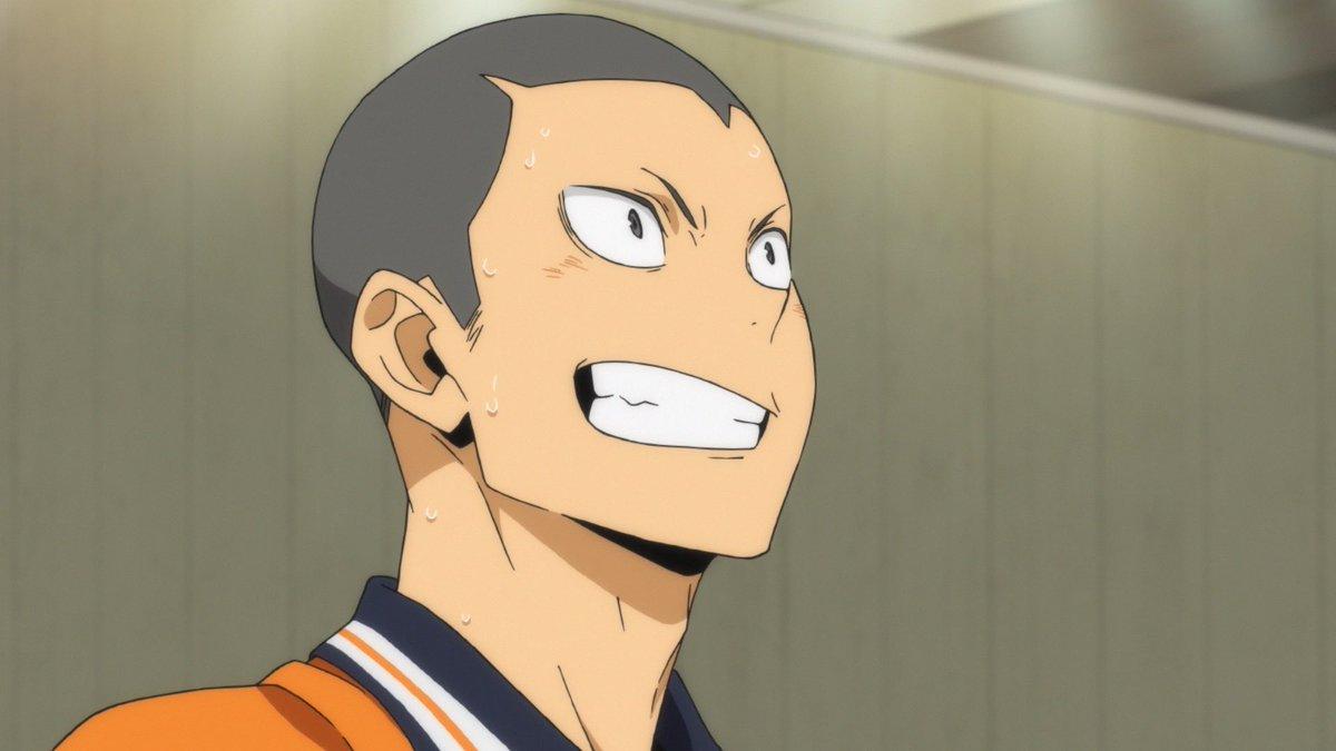 「ハイキュー!! TO THE TOP」第16話「失恋」をご覧頂きありがとうございました!!次回第17話「ネコVSサル」も是非ご覧下さい!!#ハイキュー #hq_anime