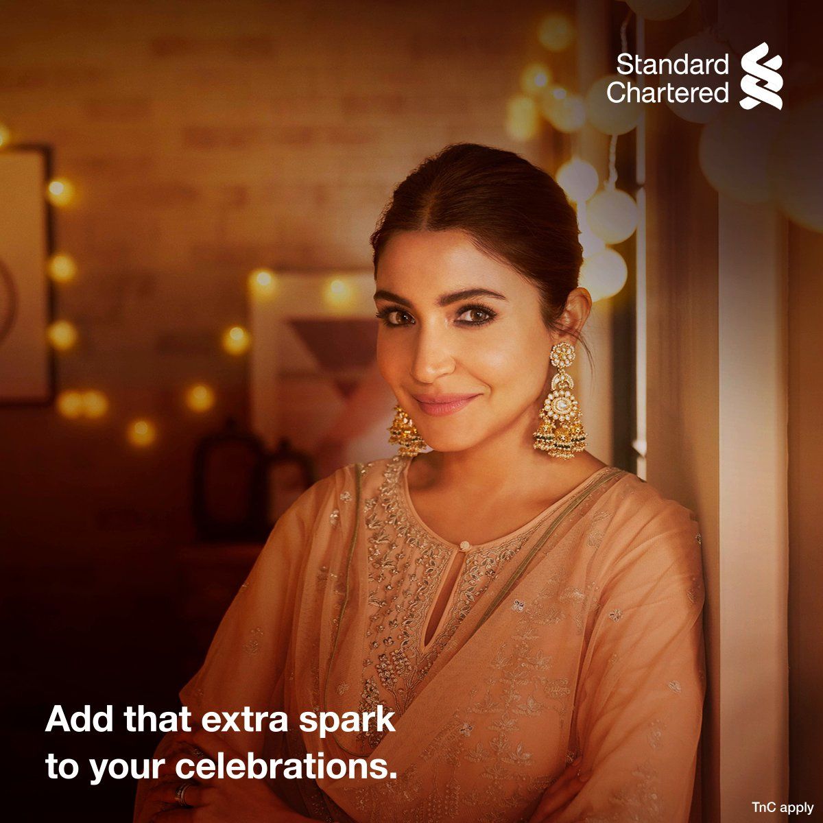 This festive season go all out, treat yourself and shower your loved ones with thoughtful gifts! Enjoy the #FestivalOfYou Use your Standard Chartered Cards and get instant discounts, cashback and rewards! To know more,   #FestiveSeason #StandardChartered