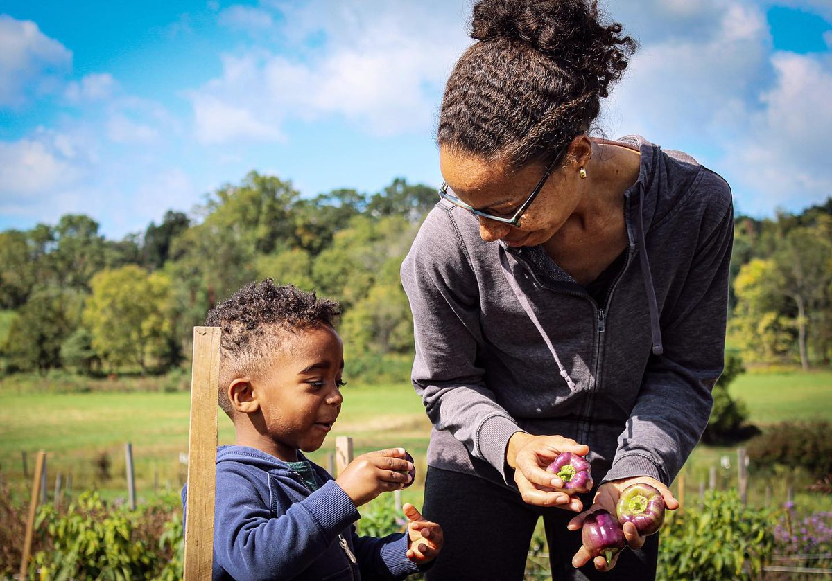 Today on #WorldFoodDay, we're most proud of  the work the @JKCommunityFarm is doing to provide organic produce and protein to the food insecure in our community. Volunteer at the Farm: https://t.co/rv0JjlTM75    #FightingHunger #WhatMattersMost #FarmFriday https://t.co/o02aGz5LpH