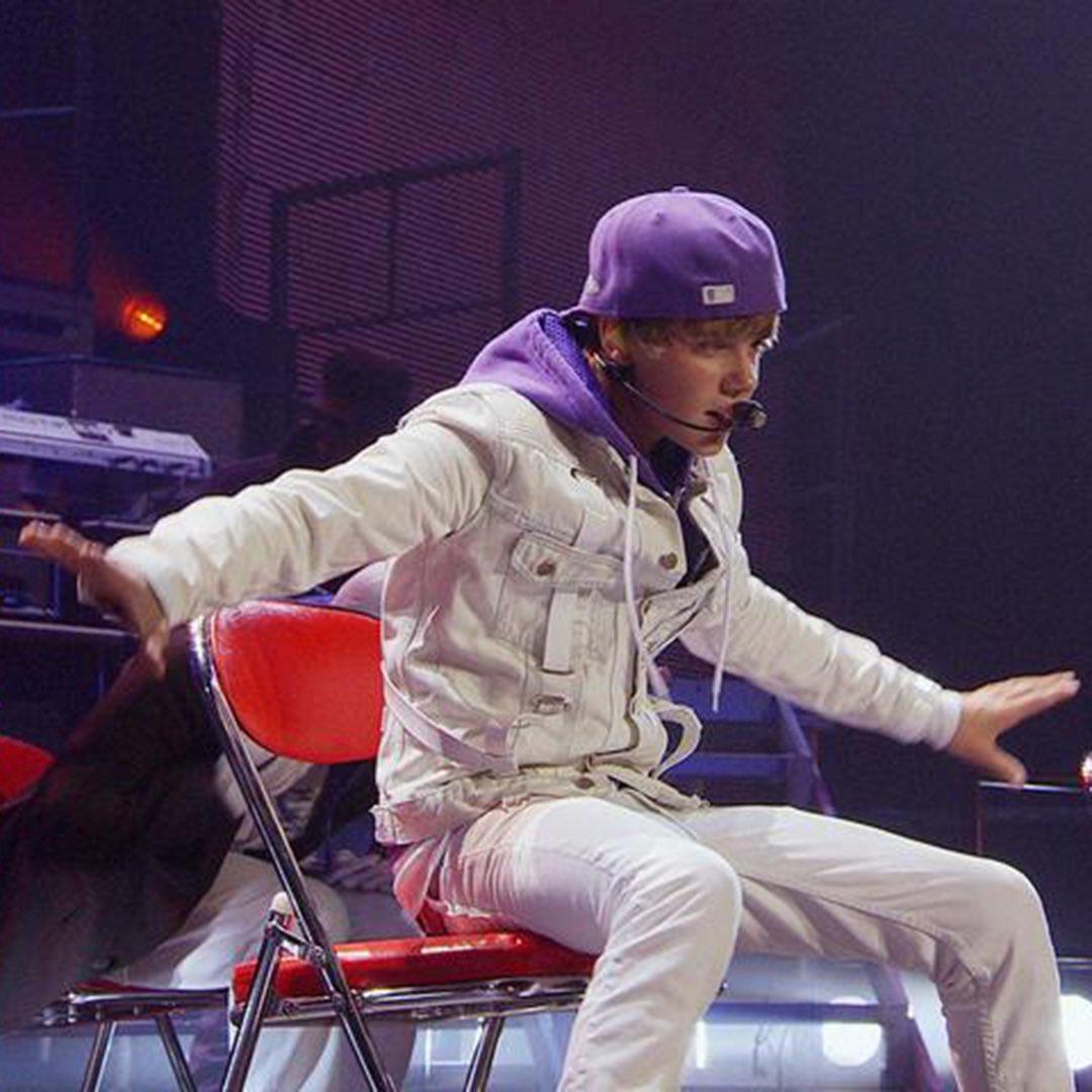 Justin Bieber           Justin Bieber Never Say               #LonelyVideo  Never (2011)             (2020) https://t.co/KEBeXNMSPJ