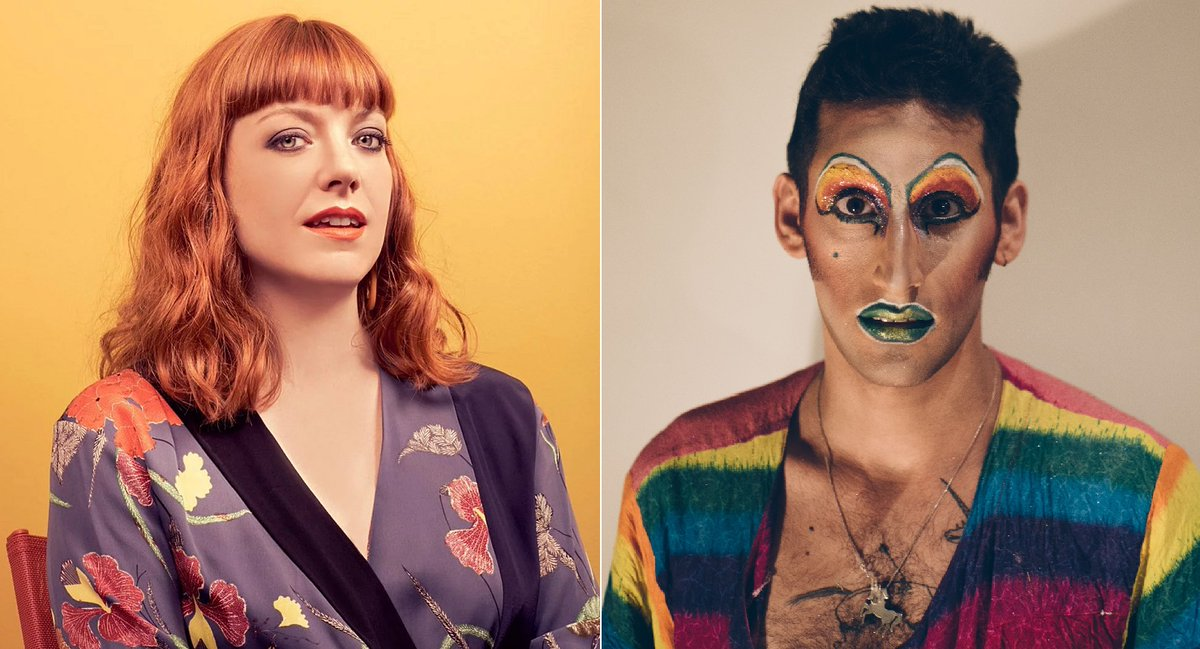 Authors @Katyemdavies and @Glamrou have been named winners of the @PolariPrize for LGBTQ literature: attitude.co.uk/article/polari…