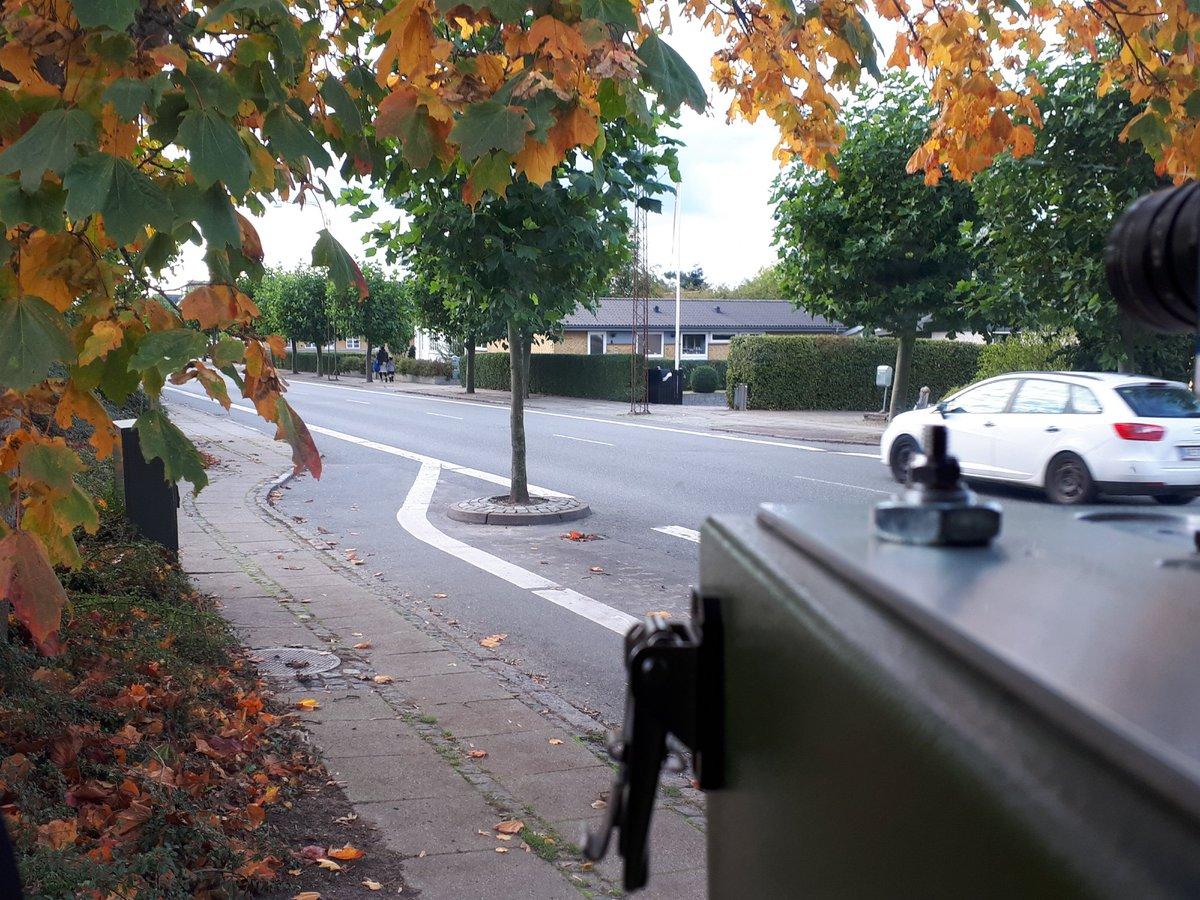 Atk målte i dag på Østergade i Rødekro, efter en borgerhenvendelse på https://t.co/U6aoXyj5Jg. Resultatet af målingen blev 10overtrædelser af hastighedsgrænsen på 50kmt, 1 klip #atkdk #politidk https://t.co/MNWKY0mFfV