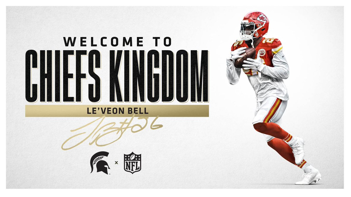 The newest member of #ChiefsKingdom
