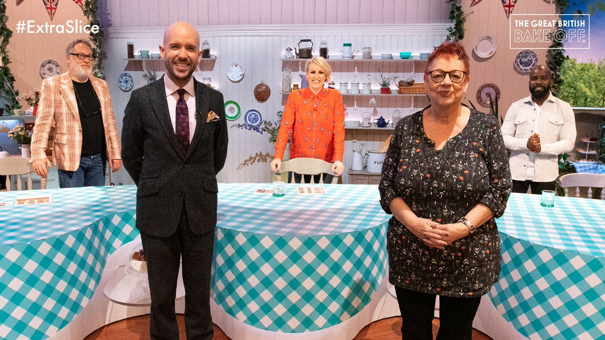 Dont miss PBJs @JamesMoir10 on tonights episode of #GreatBritishBakeOff Extra Slice! 🍰🍰🍰 Tune in at 9pm on @Channel4