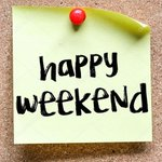 Image for the Tweet beginning: Happy Friday, enjoy the weekend
