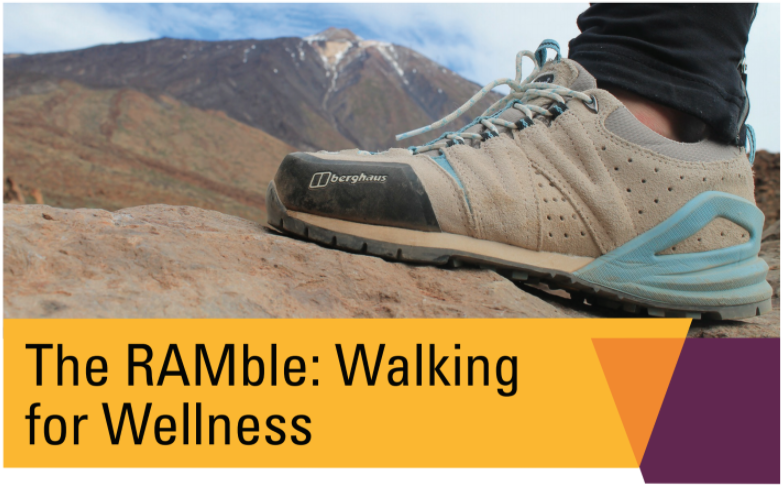 The RAMble is back tomorrow morning! Sign in at 8:30 am to watch a brief talk by Dr. Amelia Grover, then get walking. We will virtually pair you with a @VCUHealth provider to walk and talk with! https://t.co/rWZbLJkROg Meeting ID: 970 3090 9946 / Dial in: 1-929-205-6099 https://t.co/6rpGKjwbAv