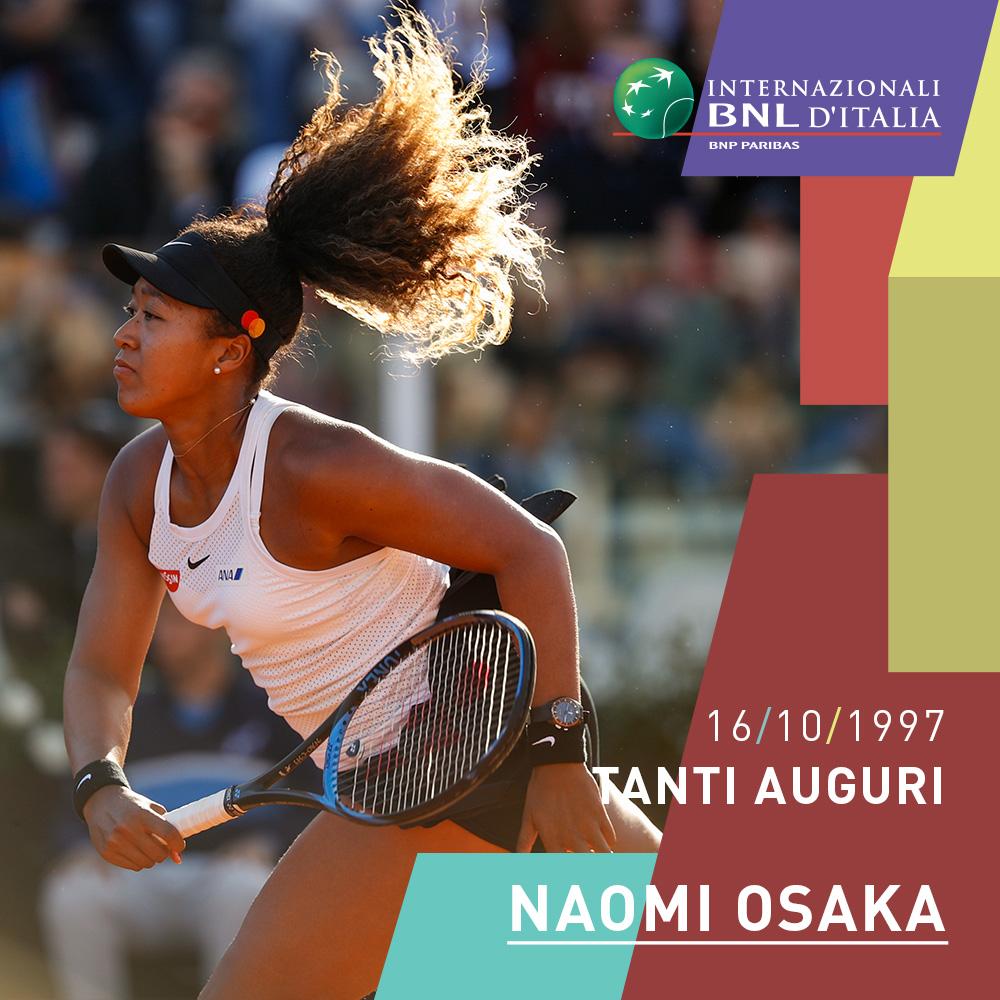 🏆🏆🏆 3 Slam in 3 anni 🇯🇵  prima giocatrice giapponese a vincere uno Slam e prima asiatica a diventare n°1 del mondo...   🎂 Oggi auguriamo buon compleanno a @naomiosaka !  #tennis  #happybirthday https://t.co/FRvGkuQbAm