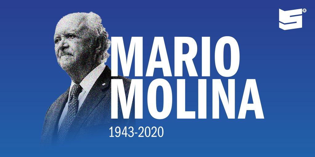 A una semana de su partida recordamos a Mario Molina, gracias a su contribución Silimex eliminó las sustancias que dañan la capa de ozono 👉https://t.co/caJufX1kl0 https://t.co/wHUPTrUPpf