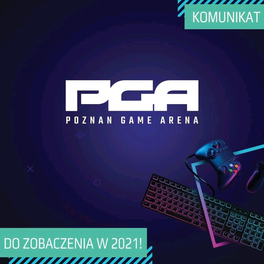 #informacje #PGA #Polska Targi PGA - odwołane.  Poznań Game Arena, drugie największe po IEM Katowice wydarzenie dla fanów gamingu - zostało przełożone na 2021 rok, czyli odwołane w tegorocznej edycji.   Powód - #COVID19. Od poniedziałku miasto #Poznan będzie czerwoną strefą. https://t.co/Pa7DrMtxFL
