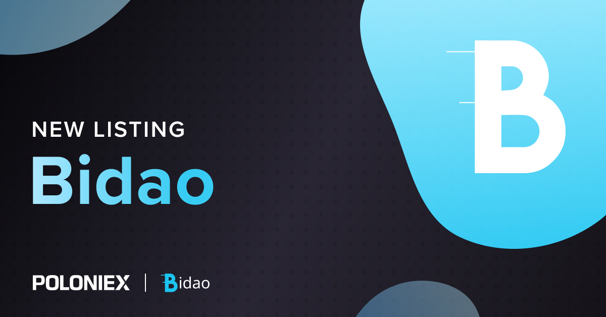 🗣️ ANNOUNCEMENT:  We are excited to announce that $BID is now officially listed on @Poloniex 🎉