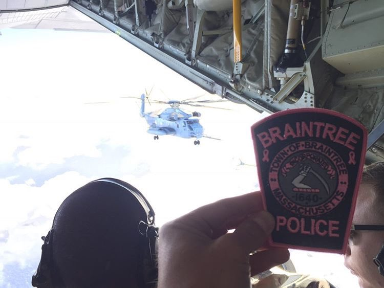 Some really cool photos fans have sent us of our #PinkPatchProject patch over the years. Plenty of patches and decals for sale over on our Facebook shop!  Get yours today! #BreastCancerAwarenessMonth #Braintree #noonefightsalone #pinkpatch #marisasmission https://t.co/KFwYl2ZynE