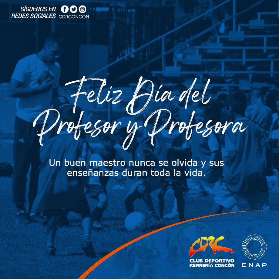 ¡Feliz Día del Profesor y Profesora! Un gran saludo a todas las maestras y maestros de nuestro país 😊 https://t.co/yO9yA0s4yp