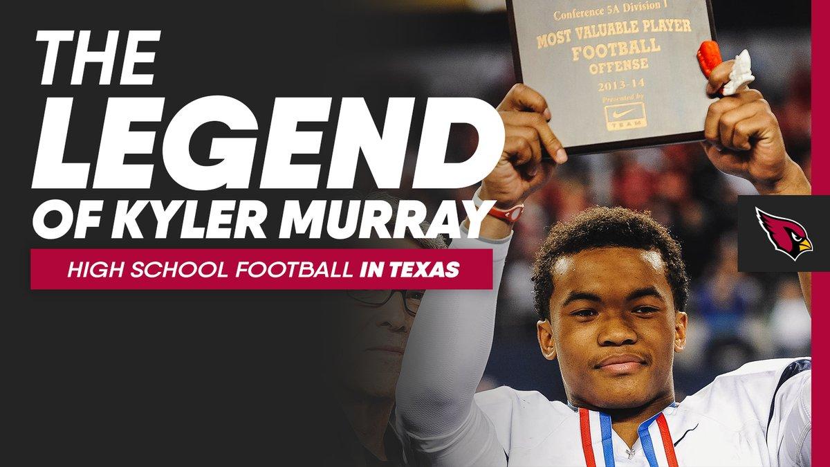 The Kyler Murray HS highlight reel is quite good.