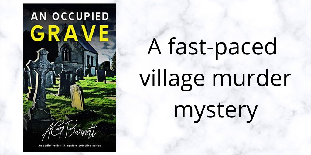 #Mystery Ive enjoyed #reading. Anyone else read it? What did you think? amazon.co.uk/Occupied-Grave… #bookworm #stayhomeandread #cosymystery