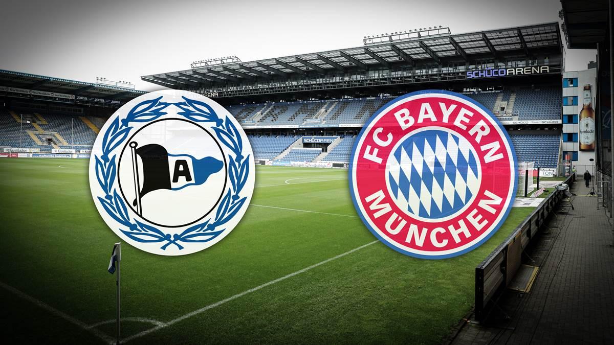 Keine Zuschauer erlaubt: #ArminiaBielefeld gegen #FCBayern wird zum #Geisterspiel! #Bundesliga #DSCFCB   ➡️ https://t.co/UD8Ww9tuoS https://t.co/Ua4lPOHhIN