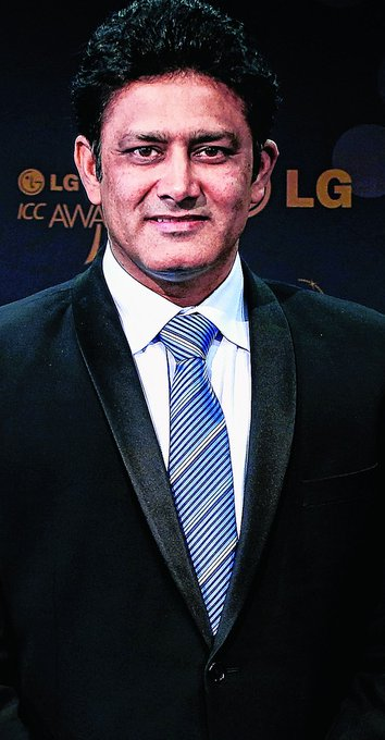 Happy 50th Birthday to Former Indian Cricketer, Mr Anil Kumble Ji.