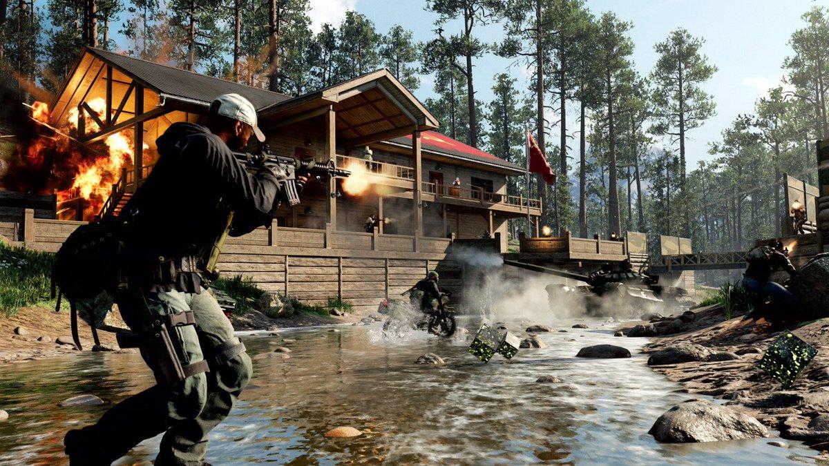 Ruka Black Ops Cold War