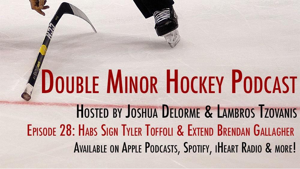 Double Minor Hockey Podcast Doubleminorhp Twitter