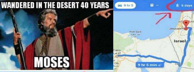 I call bullshit Moses. https://t.co/GrvQtbavZ5