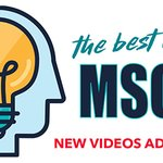 Image for the Tweet beginning: MSCA has added three new