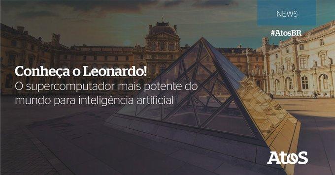 O #supercomputador recebeu este nome de Leonardo, em referência a Da Vinci e será...