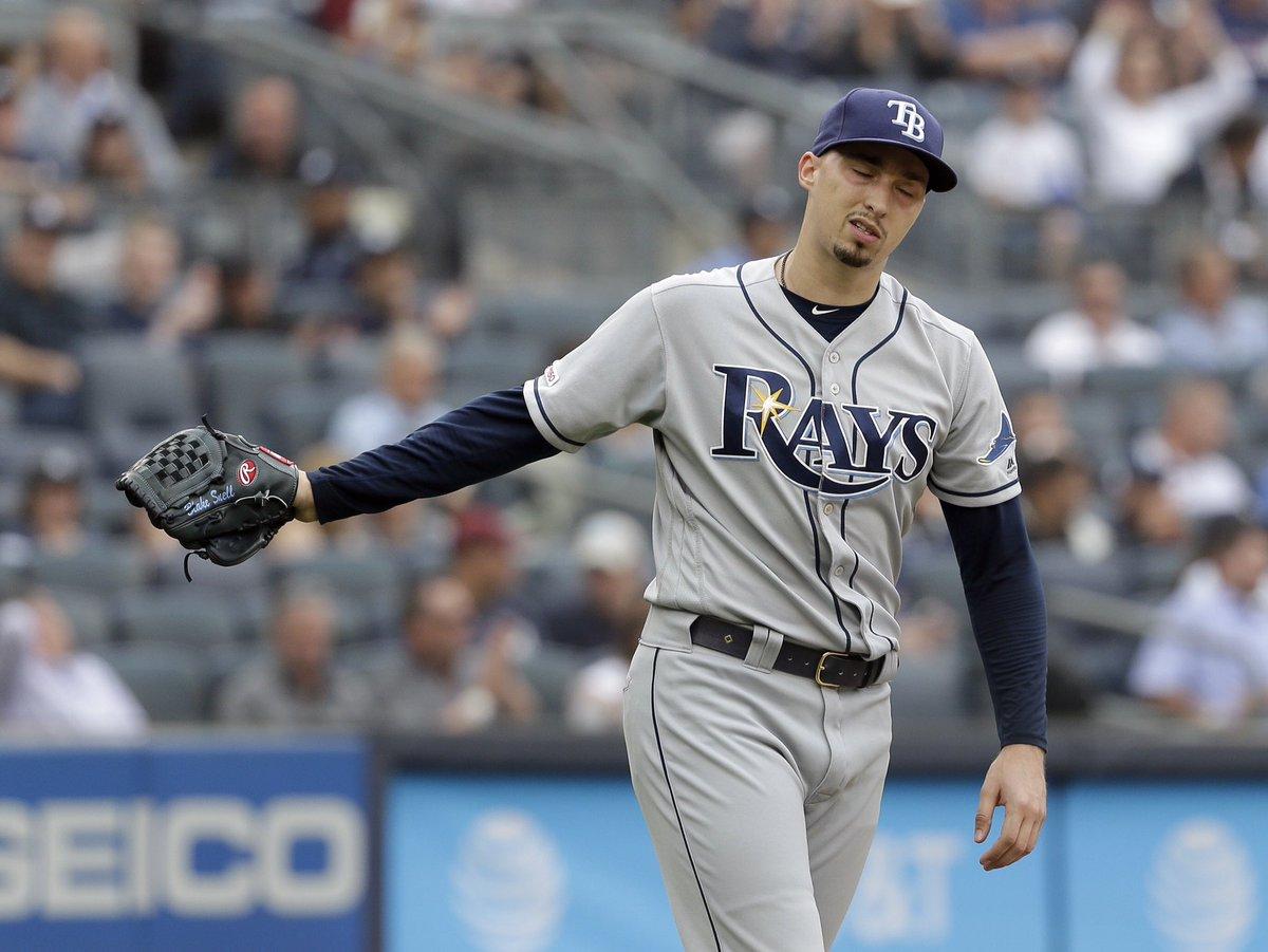 #MLBPICK 🔥🔥🔥 #MLB ⚾️  #HoustonAstros - #TampaBayRays   Blake Snell - 5.5 Strikeouts 🎯  Cuota: 1.71 💰  FAV ❤️ RT 🔁 🙏🏻  #MLB ⚾️ https://t.co/Us6j4z5aCQ