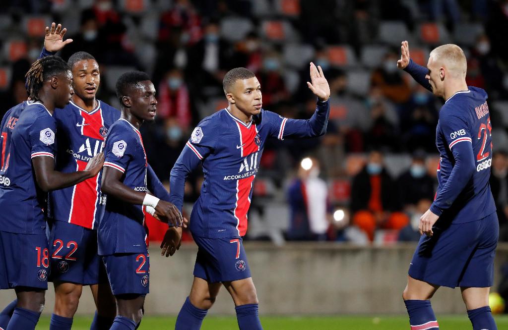 Xem lại bóng đá Nimes vs PSG, Ligue 1 – 17/10/2020