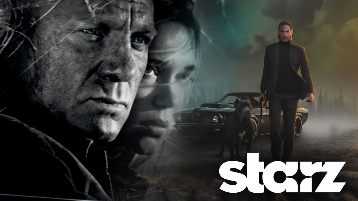 STARZ is the app for TV, movies and more. Watch current and past seasons of STARZ Original Series, today's best movies and other favourites. How? Visit our affiliates link below!   https://t.co/pqH6O984cf   #bestmovies #newtvseries #thrillers #familiymovies #originalseries https://t.co/mZ7nUobLoy