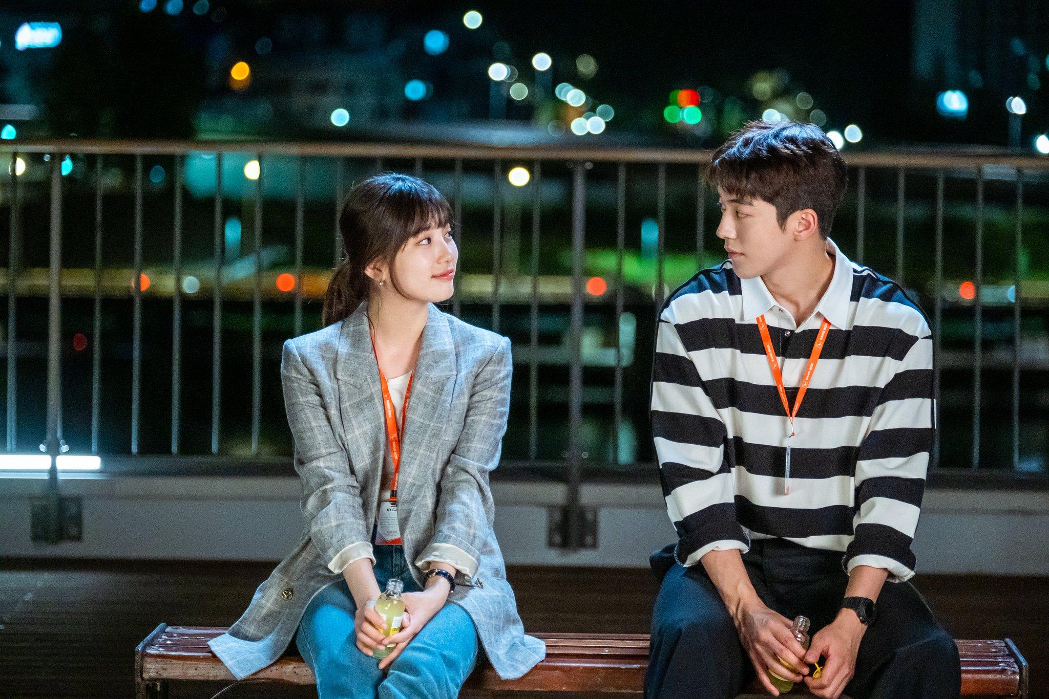 """netflixbrasil on Twitter: """"Algumas coisas sobre Apostando Alto, meu novo k-drama que chegou hoje. - Tem a Bae Suzy - Tem a Bae Suzy empreendedora genial do ramo da tecnologia - Bae Suzy e o Nam Joo Hyuk como um casal - Já falei da Bae Suzy ..."""