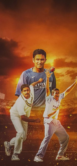 Happy Birthday Anil Kumble sir