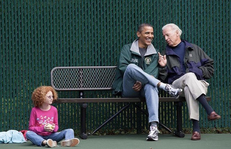 @JoeKamalaTicket's photo on Pete Souza