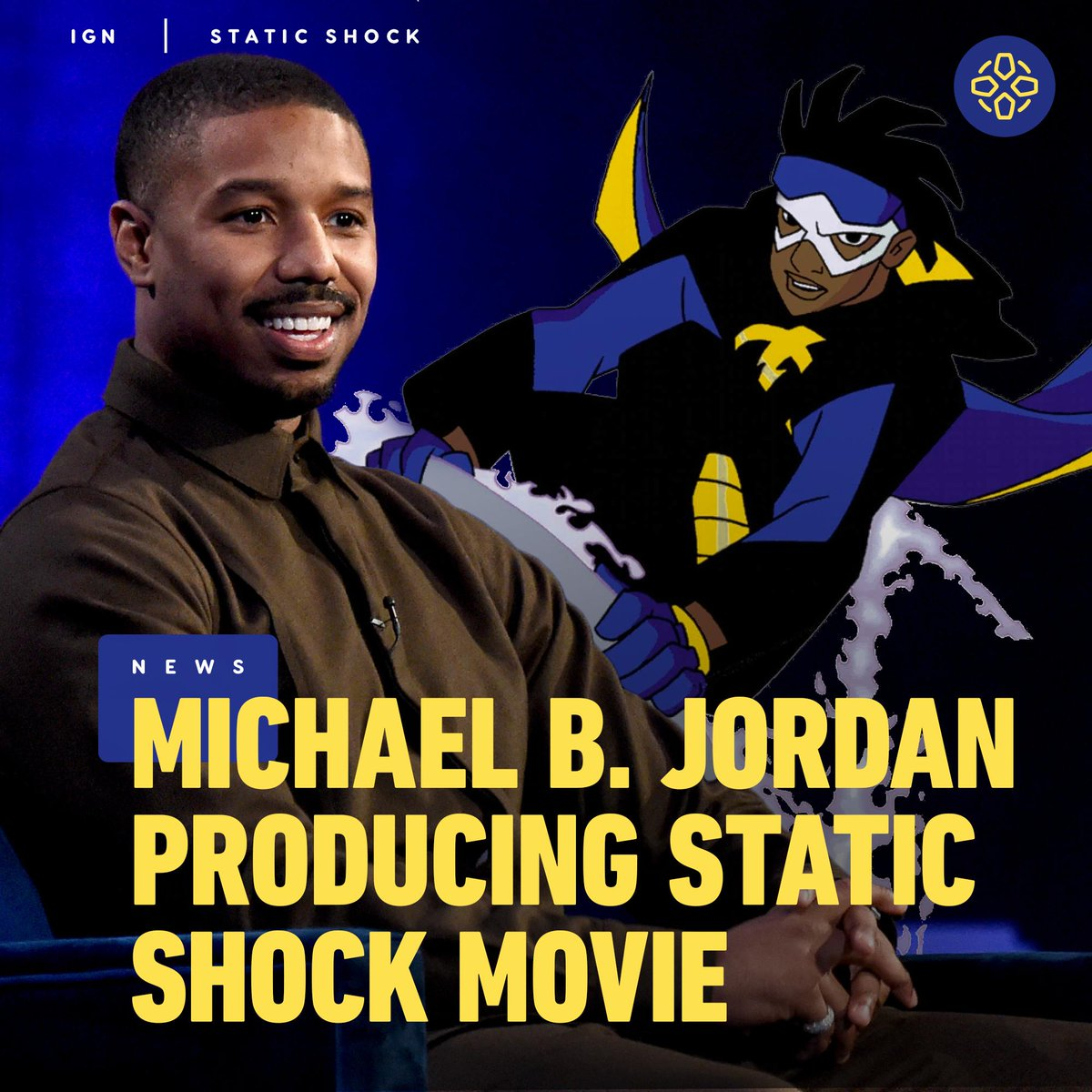 @IGN's photo on Static Shock