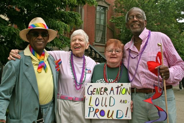 #Democrats will ensure federally funded programs for older adults are inclusive for  #LGBTQ+ seniors. 5/10  #DemPartyPlatform  #Seniors