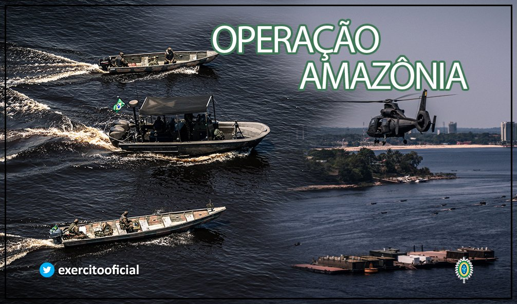 Assista ao documentário sobre a Operação Amazônia a ser exibido na TV Brasil, neste domingo, às 19h30. Acesse: https://t.co/3Dl9tQP9Mw ou sintonize o canal em sua região, pelo link: https://t.co/YhDn0SQS2G #OpAmazônia https://t.co/dlacg1iD2k