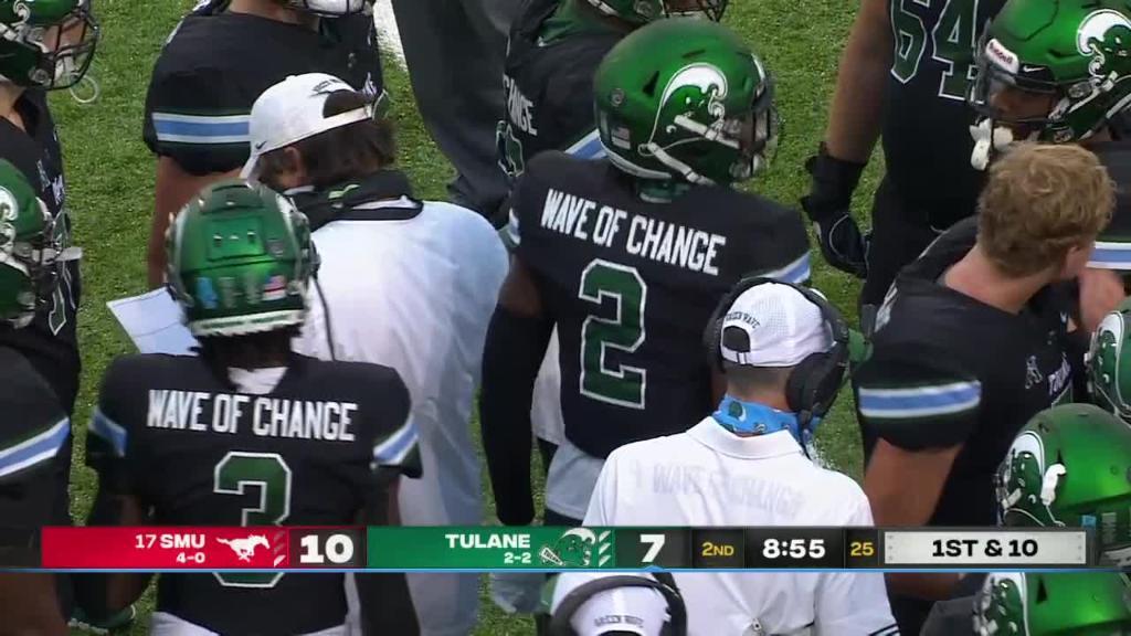 @ESPNCFB's photo on Tulane