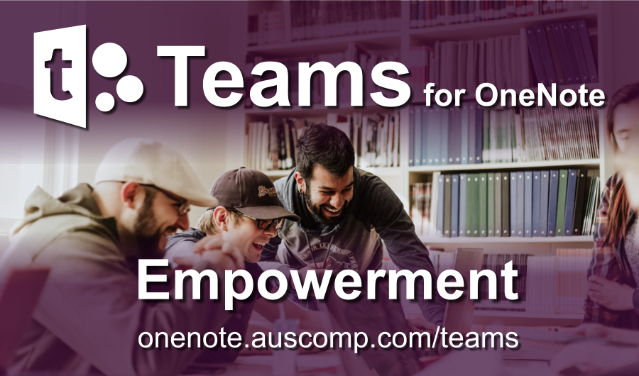 Teams for OneNote - Empowerment https://t.co/Hg3QBWbR88 #collaboration #coronavirus #covid19 #dashboard #documentmanagement #employees #empower #empowerment #isolationlife #... https://t.co/pmLrtarouK