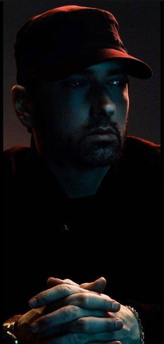 Happy Birthday Eminem aka Marshal Mathers aka slim shady   Goat