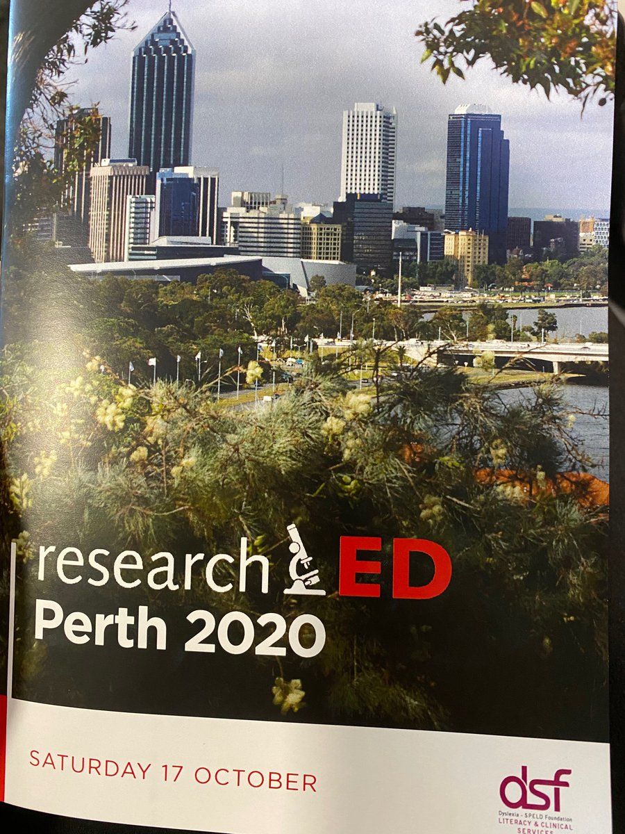 Today is the day! Absolutely stoked to be presenting at @researchED_Aus #ResearchEdPerth