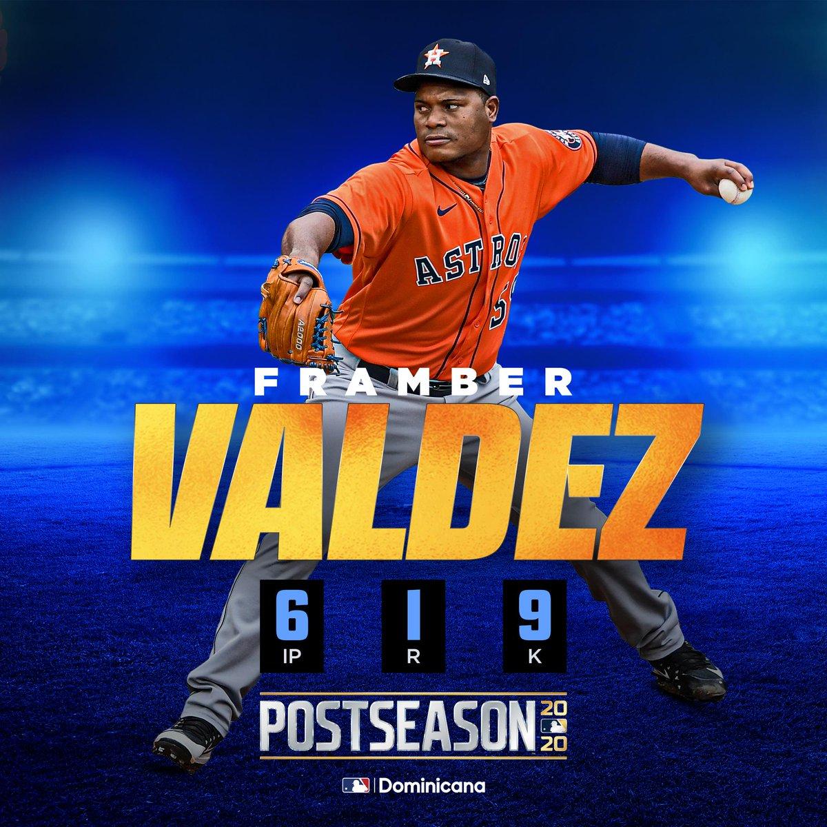 @MLBDominicana's photo on Valdez