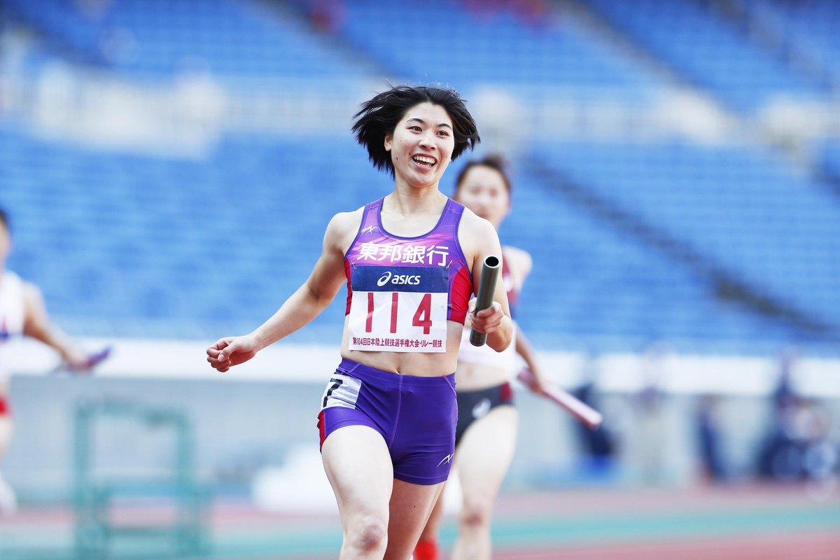 2020 リレー 日本 選手権