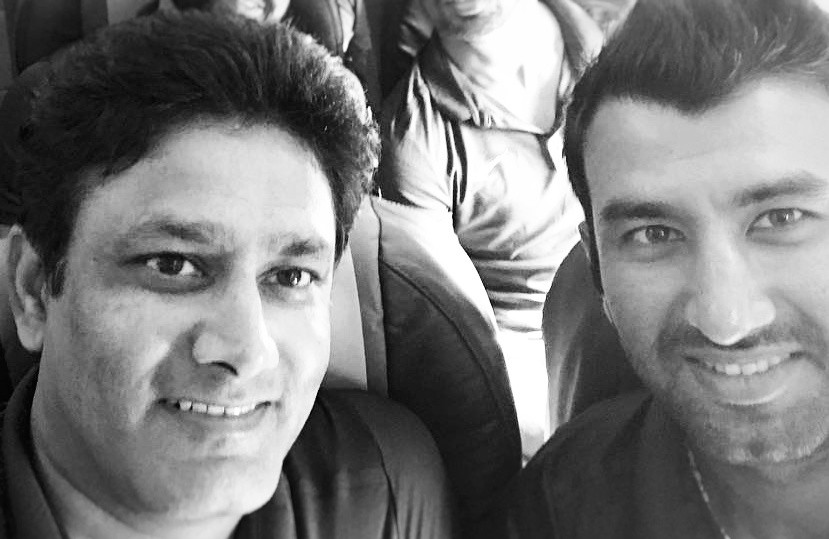 Wishing you a very Happy 50th Anil bhai @anilkumble1074! May you continue to inspire and guide like you always have. Best wishes for the year ahead and the rest of the IPL 👍