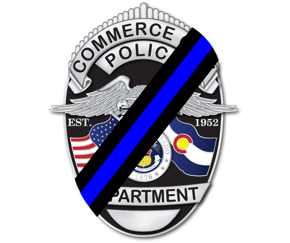 ACFR would like to extend our deepest condolences to the Commerce City Police Department for their loss.  We are thinking about you and your families...