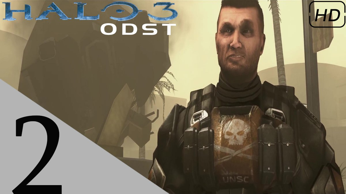 NEW Episode out NOW! https://t.co/yyVXbIvyIc   Thanks for all the love on the series, I've really appreciated it! I am ready to keep playing the HECK out of Halo 3: ODST! https://t.co/NaPt5CPGzo