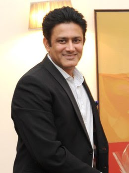 Happy birthday Anil Kumble sir....