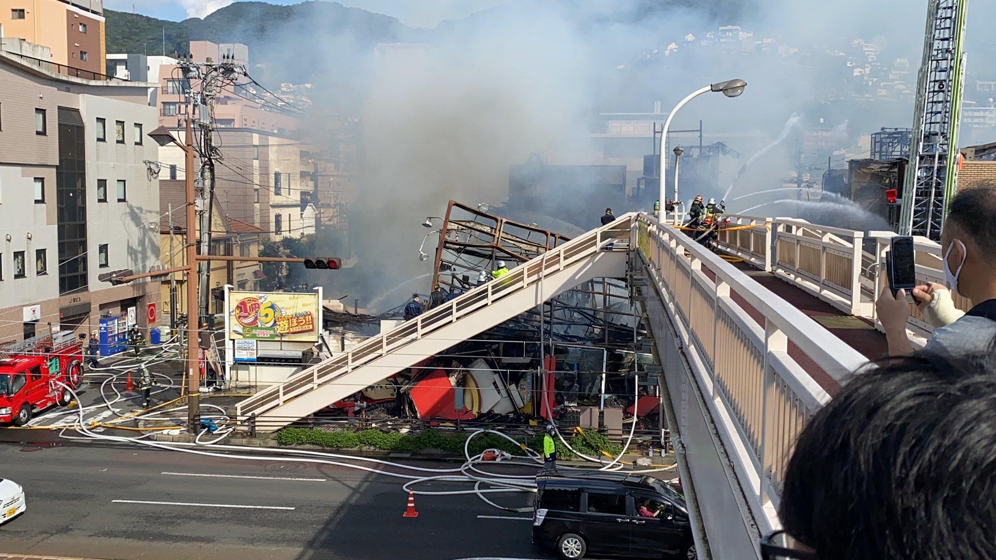 画像,火事って全部持っていくということがよくわかる https://t.co/699hvyyisl。