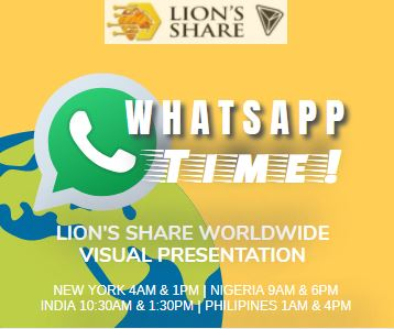👋 #LIONSSHARE VISUAL PRESENTATION IN 2 HOURS TIME! Please invite people you know into our Lions Share Tron Visual Presentation, coming up in 2 hours time, thanks! 👍🌎📖  https://t.co/yk8BeT5Axw  #lionshare #tron #trx #forsage #forsagetron #forsagexgold #dollarfuture #crypto https://t.co/xWWQl7WIW9
